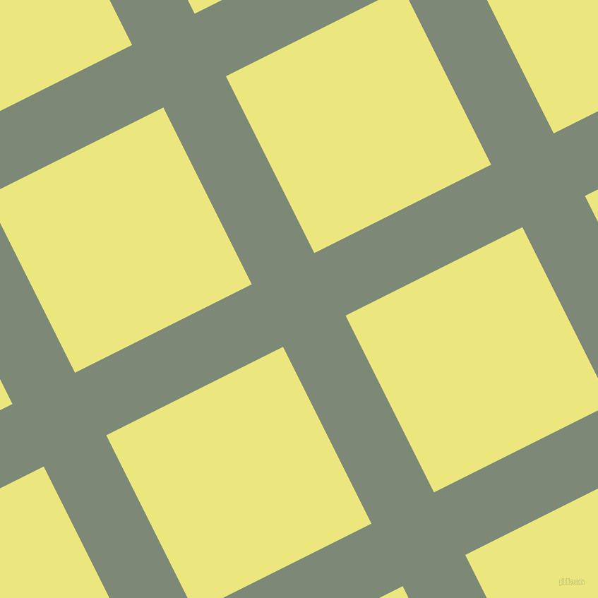 27/117 degree angle diagonal checkered chequered lines, 99 pixel line width, 280 pixel square size, plaid checkered seamless tileable