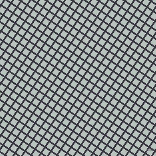 56/146 degree angle diagonal checkered chequered lines, 7 pixel lines width, 23 pixel square size, plaid checkered seamless tileable