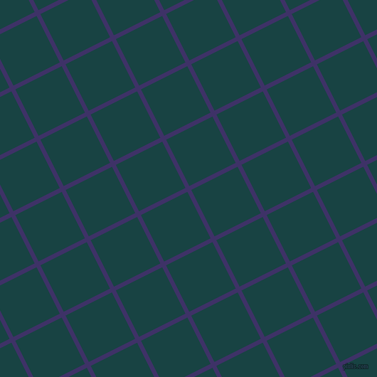 27/117 degree angle diagonal checkered chequered lines, 6 pixel line width, 73 pixel square size, plaid checkered seamless tileable