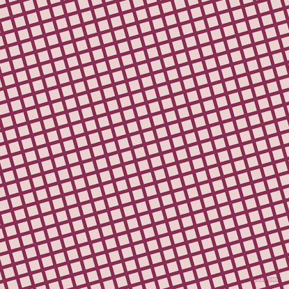 16/106 degree angle diagonal checkered chequered lines, 5 pixel line width, 14 pixel square size, plaid checkered seamless tileable