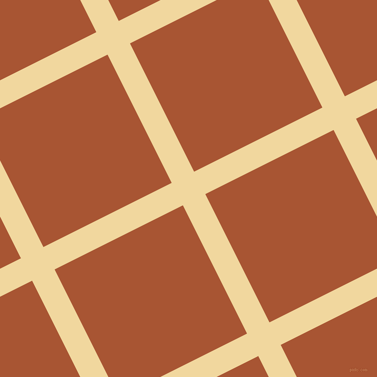 27/117 degree angle diagonal checkered chequered lines, 49 pixel line width, 280 pixel square size, plaid checkered seamless tileable