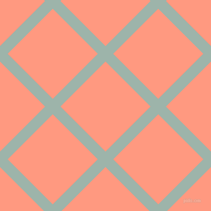 45/135 degree angle diagonal checkered chequered lines, 22 pixel line width, 129 pixel square size, plaid checkered seamless tileable