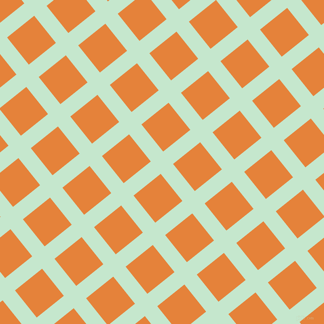39/129 degree angle diagonal checkered chequered lines, 32 pixel lines width, 70 pixel square size, plaid checkered seamless tileable