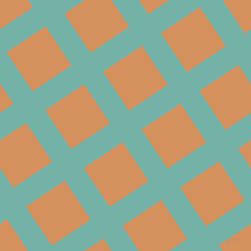 34/124 degree angle diagonal checkered chequered lines, 45 pixel lines width, 93 pixel square size, plaid checkered seamless tileable