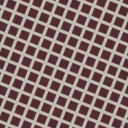 68/158 degree angle diagonal checkered chequered lines, 11 pixel line width, 30 pixel square size, plaid checkered seamless tileable
