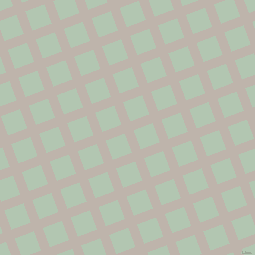 21/111 degree angle diagonal checkered chequered lines, 31 pixel line width, 68 pixel square size, plaid checkered seamless tileable
