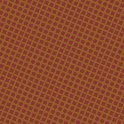 67/157 degree angle diagonal checkered chequered lines, 6 pixel lines width, 13 pixel square sizeAfghan Tan and Old Brick plaid checkered seamless tileable