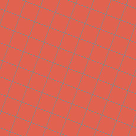 69/159 degree angle diagonal checkered chequered lines, 2 pixel lines width, 52 pixel square size, Aluminium and Flamingo plaid checkered seamless tileable