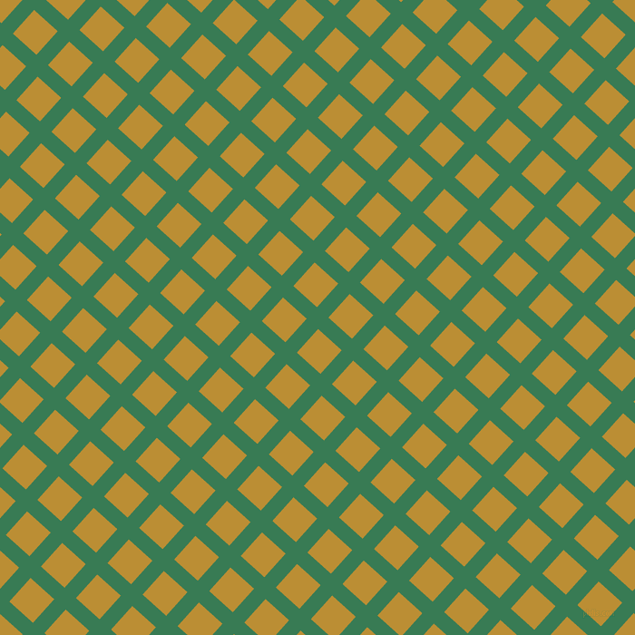 48/138 degree angle diagonal checkered chequered lines, 17 pixel lines width, 35 pixel square size, Amazon and Hokey Pokey plaid checkered seamless tileable