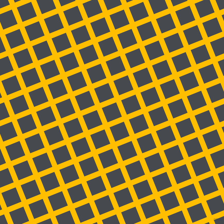 22/112 degree angle diagonal checkered chequered lines, 21 pixel lines width, 60 pixel square size, Amber and Tuna plaid checkered seamless tileable
