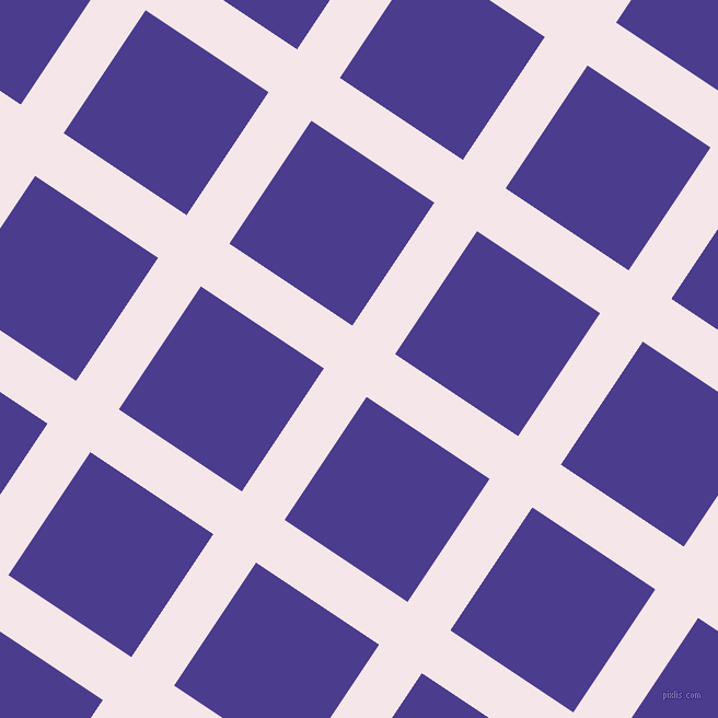 56/146 degree angle diagonal checkered chequered lines, 47 pixel lines width, 135 pixel square sizeAmour and Blue Gem plaid checkered seamless tileable