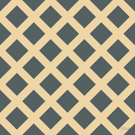 45/135 degree angle diagonal checkered chequered lines, 25 pixel line width, 54 pixel square size, Astra and River Bed plaid checkered seamless tileable