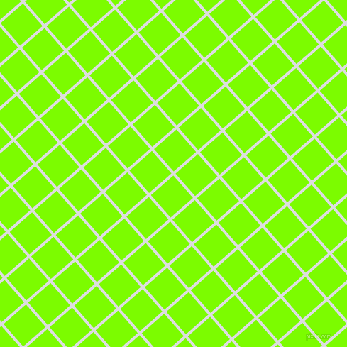 41/131 degree angle diagonal checkered chequered lines, 4 pixel lines width, 42 pixel square size, Athens Grey and Lawn Green plaid checkered seamless tileable