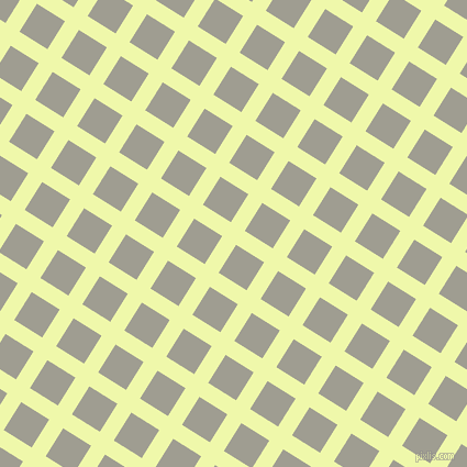 58/148 degree angle diagonal checkered chequered lines, 15 pixel lines width, 30 pixel square size, Australian Mint and Dawn plaid checkered seamless tileable