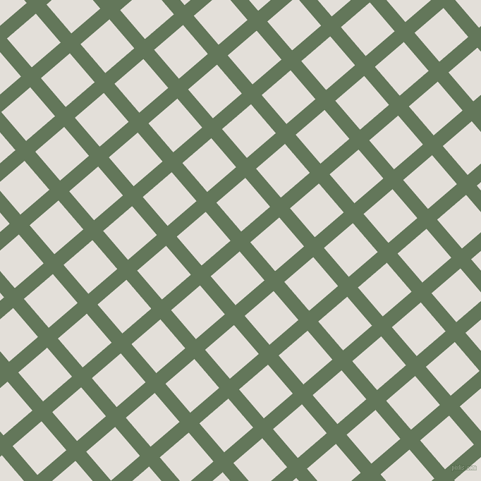 41/131 degree angle diagonal checkered chequered lines, 20 pixel line width, 54 pixel square size, Axolotl and Vista White plaid checkered seamless tileable