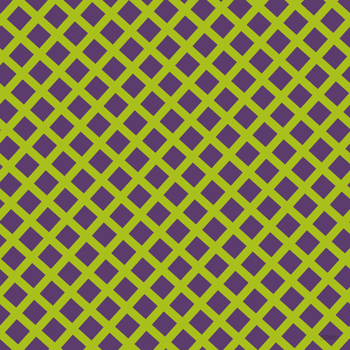 48/138 degree angle diagonal checkered chequered lines, 16 pixel line width, 35 pixel square size, Bahia and Honey Flower plaid checkered seamless tileable