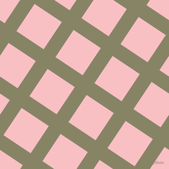 56/146 degree angle diagonal checkered chequered lines, 49 pixel lines width, 113 pixel square size, Bandicoot and Azalea plaid checkered seamless tileable