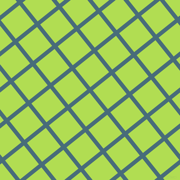 39/129 degree angle diagonal checkered chequered lines, 14 pixel line width, 84 pixel square size, Bismark and Conifer plaid checkered seamless tileable