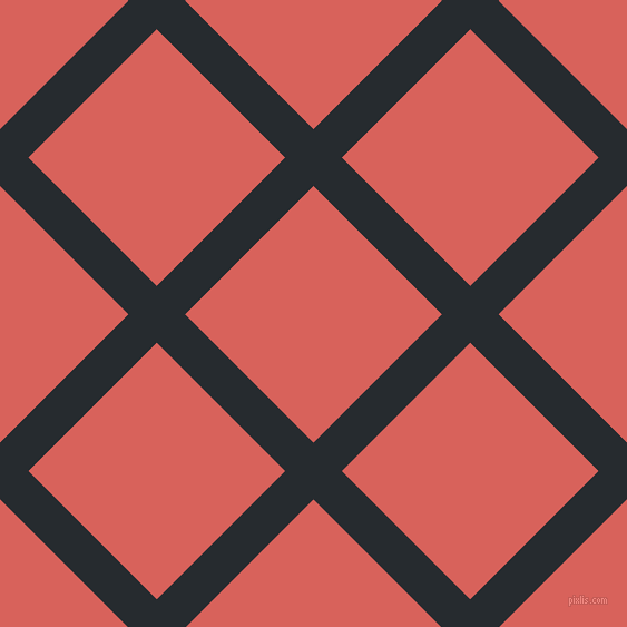 45/135 degree angle diagonal checkered chequered lines, 36 pixel lines width, 163 pixel square size, Blue Charcoal and Roman plaid checkered seamless tileable