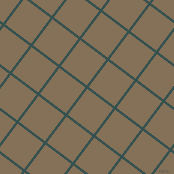 53/143 degree angle diagonal checkered chequered lines, 8 pixel lines width, 109 pixel square size, Blue Dianne and Cement plaid checkered seamless tileable