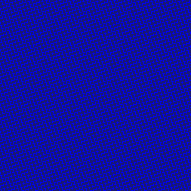 14/104 degree angle diagonal checkered chequered lines, 2 pixel line width, 9 pixel square size, Blue and Midnight Blue plaid checkered seamless tileable