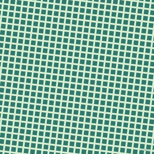 83/173 degree angle diagonal checkered chequered lines, 6 pixel lines width, 15 pixel square size, Blue Romance and Genoa plaid checkered seamless tileable
