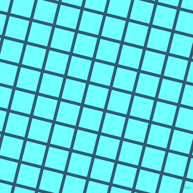 76/166 degree angle diagonal checkered chequered lines, 10 pixel line width, 66 pixel square size, Blumine and Baby Blue plaid checkered seamless tileable