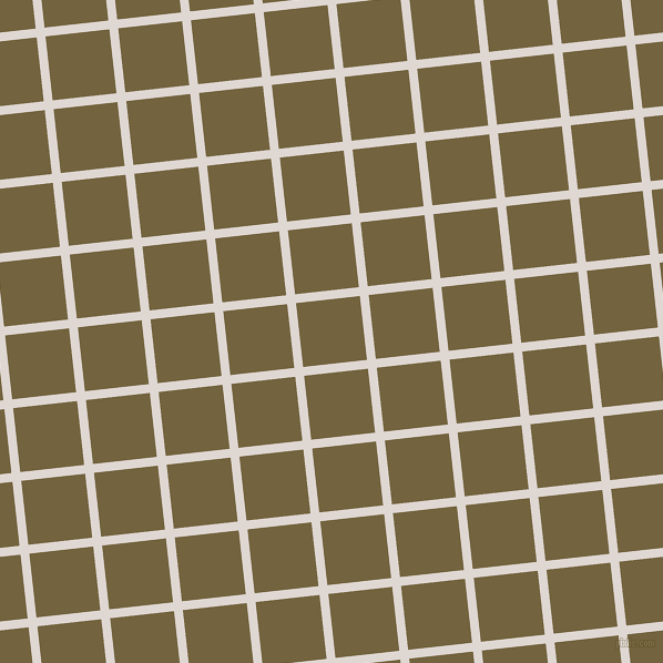 6/96 degree angle diagonal checkered chequered lines, 8 pixel lines width, 58 pixel square size, Bon Jour and Yellow Metal plaid checkered seamless tileable