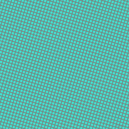 73/163 degree angle diagonal checkered chequered lines, 3 pixel lines width, 9 pixel square size, Boulder and Turquoise plaid checkered seamless tileable