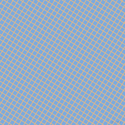 58/148 degree angle diagonal checkered chequered lines, 3 pixel lines width, 14 pixel square size, Brandy and Jordy Blue plaid checkered seamless tileable