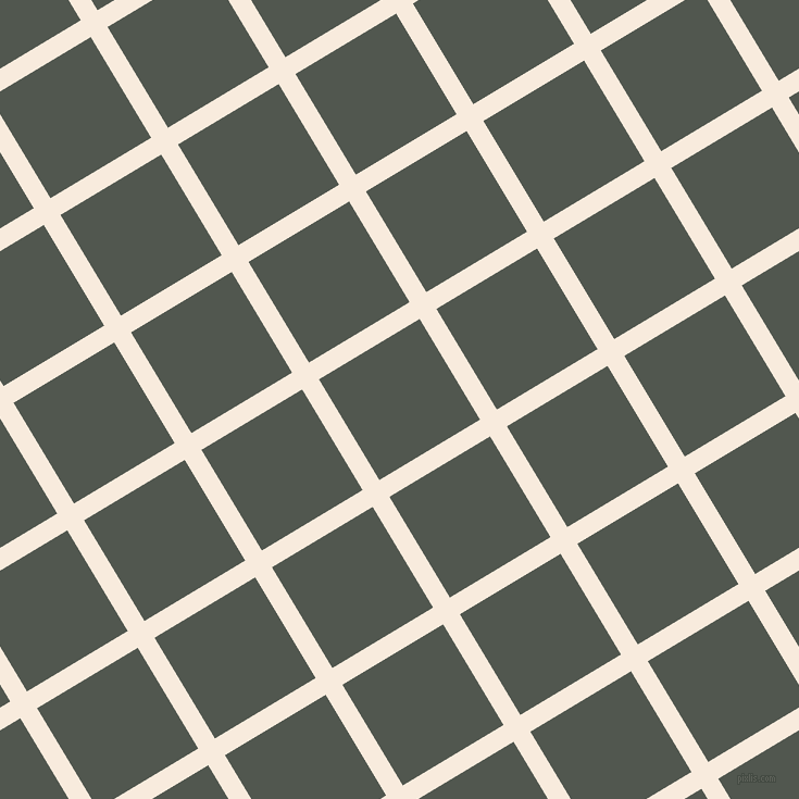 31/121 degree angle diagonal checkered chequered lines, 18 pixel line width, 108 pixel square size, Bridal Heath and Battleship Grey plaid checkered seamless tileable