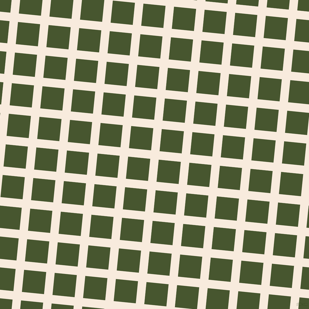 84/174 degree angle diagonal checkered chequered lines, 28 pixel lines width, 73 pixel square size, Bridal Heath and Clover plaid checkered seamless tileable