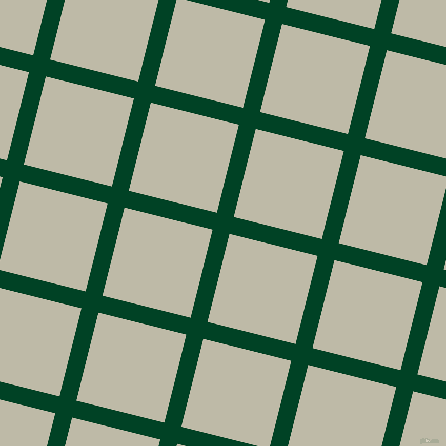 76/166 degree angle diagonal checkered chequered lines, 34 pixel lines width, 177 pixel square size, British Racing Green and Ash plaid checkered seamless tileable