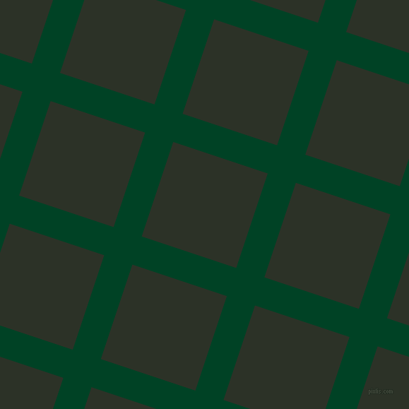 72/162 degree angle diagonal checkered chequered lines, 42 pixel lines width, 141 pixel square sizeBritish Racing Green and Black Forest plaid checkered seamless tileable