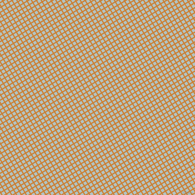 31/121 degree angle diagonal checkered chequered lines, 4 pixel line width, 10 pixel square size, Bronze and Jungle Mist plaid checkered seamless tileable