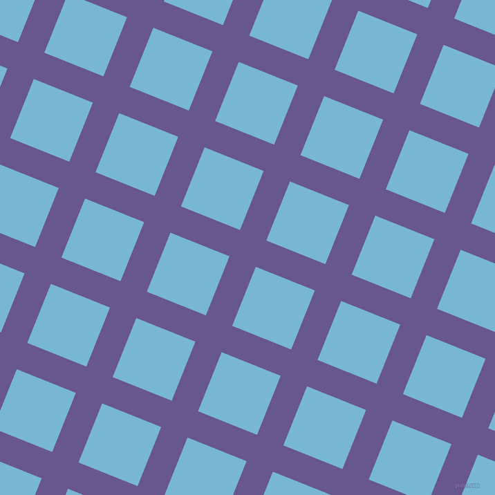 68/158 degree angle diagonal checkered chequered lines, 41 pixel line width, 92 pixel square size, Butterfly Bush and Seagull plaid checkered seamless tileable