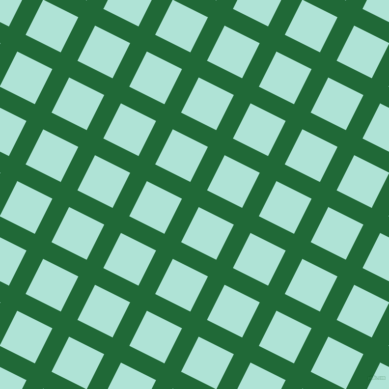 63/153 degree angle diagonal checkered chequered lines, 38 pixel line width, 80 pixel square size, Camarone and Ice Cold plaid checkered seamless tileable