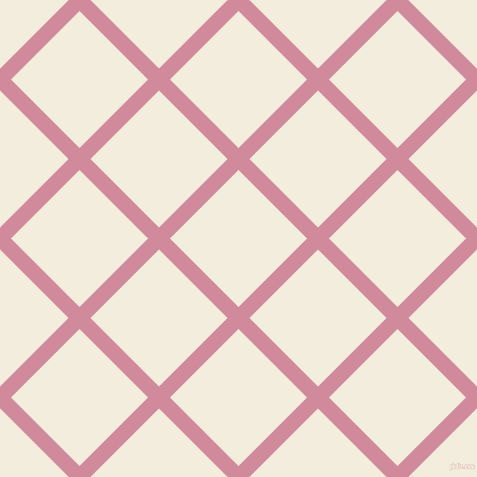 45/135 degree angle diagonal checkered chequered lines, 22 pixel line width, 138 pixel square size, Can Can and Quarter Pearl Lusta plaid checkered seamless tileable