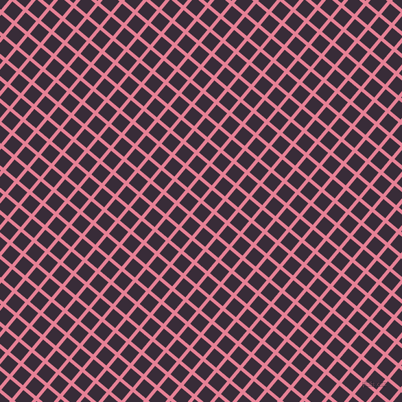 50/140 degree angle diagonal checkered chequered lines, 5 pixel lines width, 20 pixel square size, Carissma and Valentino plaid checkered seamless tileable