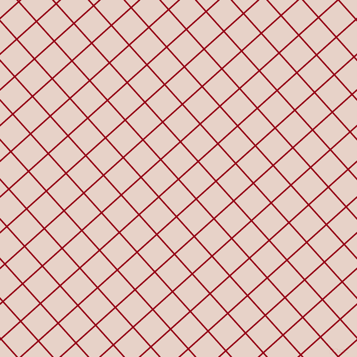 42/132 degree angle diagonal checkered chequered lines, 3 pixel line width, 50 pixel square size, Carmine and Bizarre plaid checkered seamless tileable