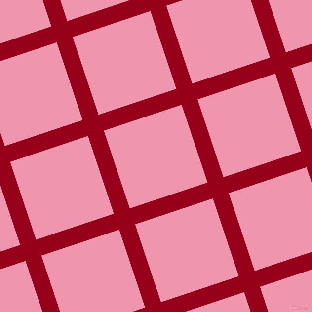 18/108 degree angle diagonal checkered chequered lines, 34 pixel lines width, 166 pixel square size, Carmine and Illusion plaid checkered seamless tileable