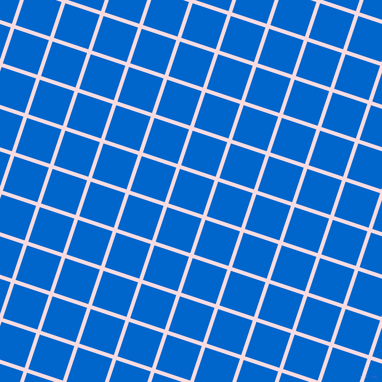 72/162 degree angle diagonal checkered chequered lines, 8 pixel line width, 75 pixel square size, Carousel Pink and Navy Blue plaid checkered seamless tileable