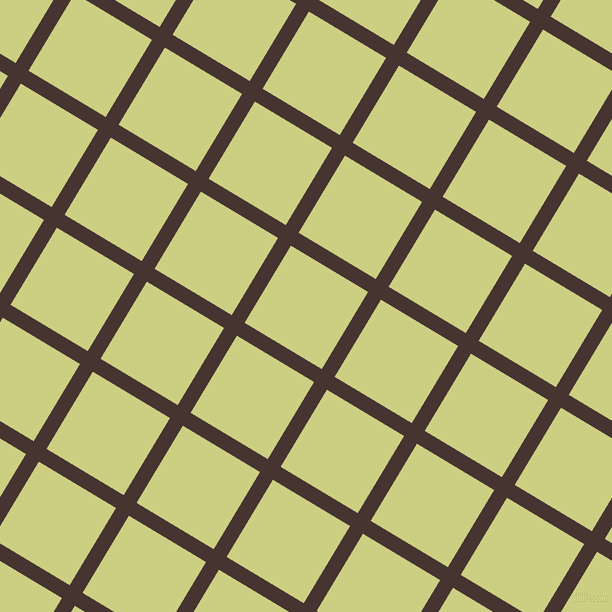 59/149 degree angle diagonal checkered chequered lines, 15 pixel lines width, 90 pixel square size, Cedar and Deco plaid checkered seamless tileable