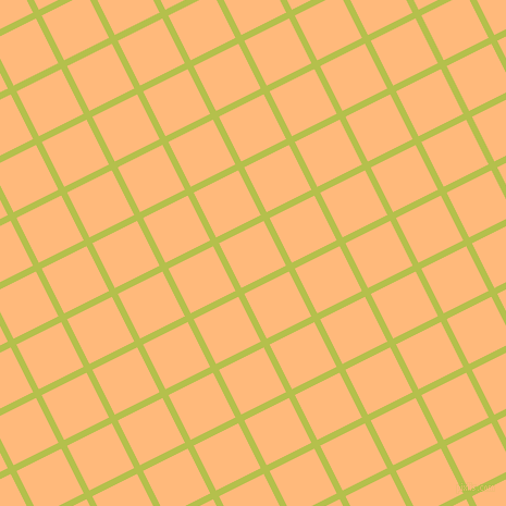 27/117 degree angle diagonal checkered chequered lines, 6 pixel line width, 46 pixel square size, Celery and Macaroni And Cheese plaid checkered seamless tileable