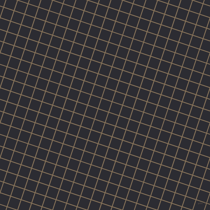 72/162 degree angle diagonal checkered chequered lines, 3 pixel line width, 35 pixel square size, Cement and Bastille plaid checkered seamless tileable