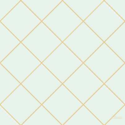 45/135 degree angle diagonal checkered chequered lines, 3 pixel line width, 92 pixel square size, Chamois and Bubbles plaid checkered seamless tileable
