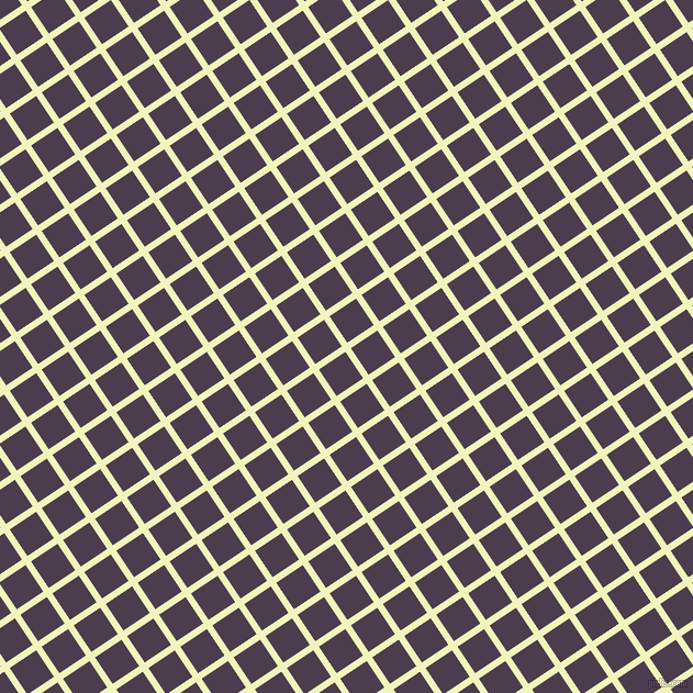 34/124 degree angle diagonal checkered chequered lines, 6 pixel lines width, 29 pixel square sizeChiffon and Bossanova plaid checkered seamless tileable