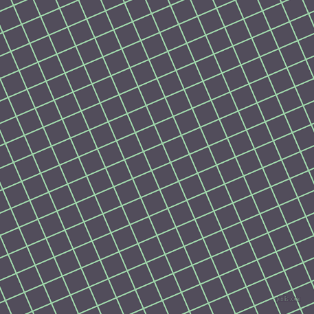 23/113 degree angle diagonal checkered chequered lines, 2 pixel lines width, 28 pixel square size, Chinook and Mulled Wine plaid checkered seamless tileable