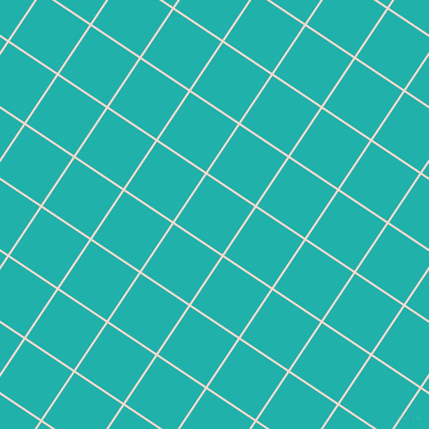 56/146 degree angle diagonal checkered chequered lines, 3 pixel line width, 82 pixel square sizeCinderella and Light Sea Green plaid checkered seamless tileable