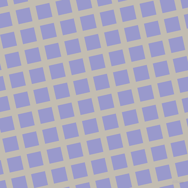 13/103 degree angle diagonal checkered chequered lines, 20 pixel line width, 46 pixel square size, Cloud and Blue Bell plaid checkered seamless tileable